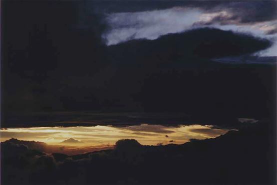 Alejandro Aguilera - Cerca del cielo - El Popo en llamas